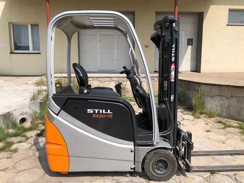 Wózek widłowy STILL RX20-15